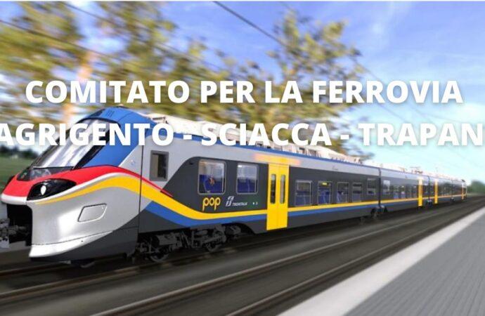 Usare i fondi del Recovery Plan per ricostruire una moderna ferrovia tra Agrigento e Trapani