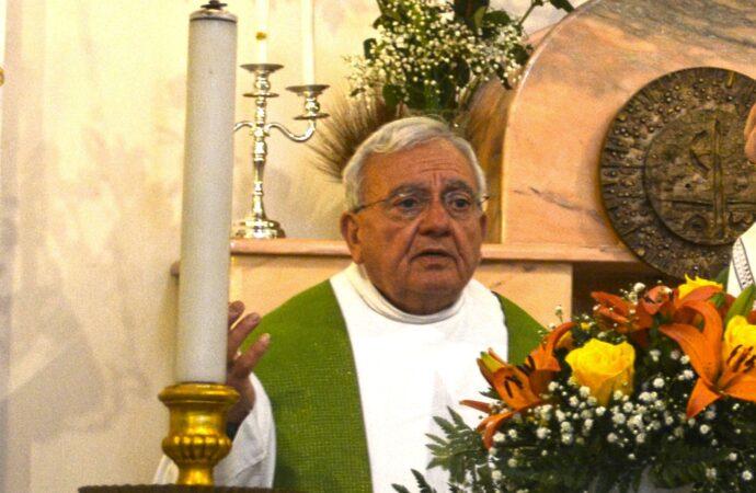 Coronavirus, deceduto don Antonino Aguanno