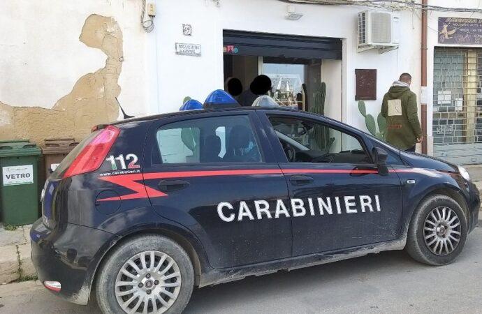Mazara, furto nella parrucchieria Campisi