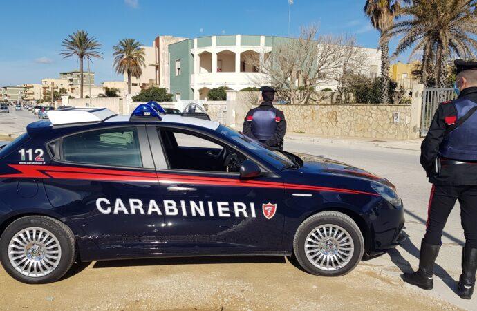 Un mazarese denunciato dai carabinieri per evasione