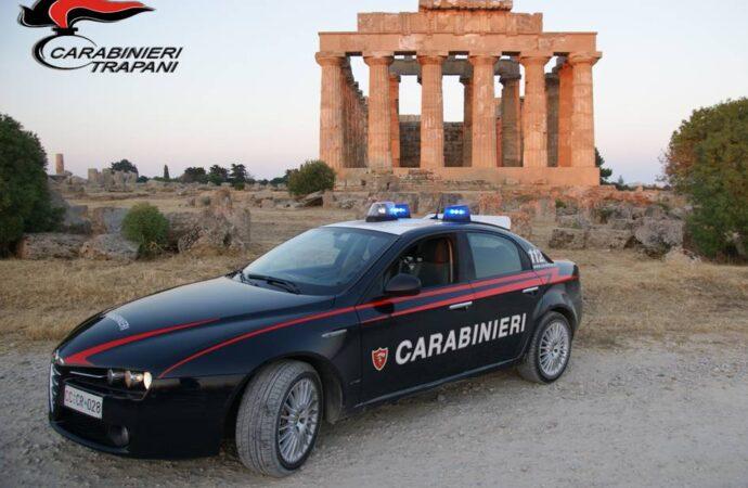 Atti persecutori e maltrattamenti in famiglia, 5 persone denunciate dai carabinieri tra Partanna e Santa Ninfa