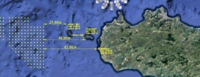 Un mega parco eolico off-shore al largo delle Egadi? C'è il progetto