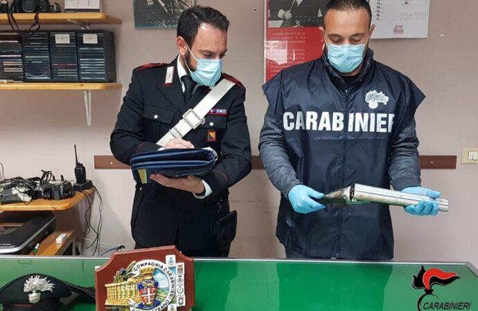 Omicidio Favoroso, rinvenuti dai carabinieri due fucili a canne mozze