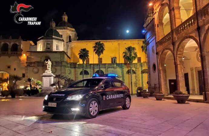 Mazara, un tunisino arrestato dai carabinieri per furto