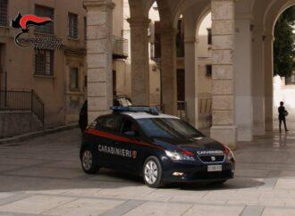 Alcamo, i carabinieri arrestano un 23enne con l'accusa di evasione