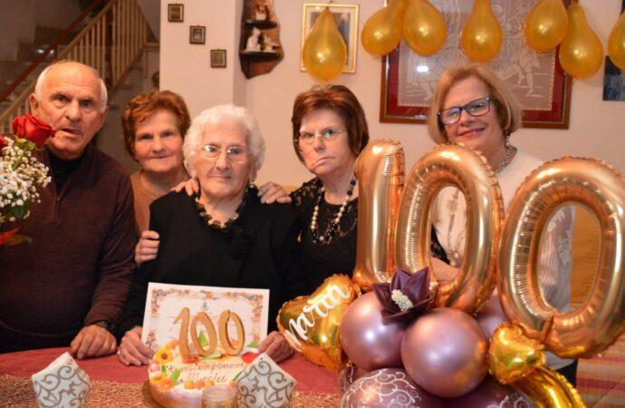 Nuova centenaria a Mazara del Vallo