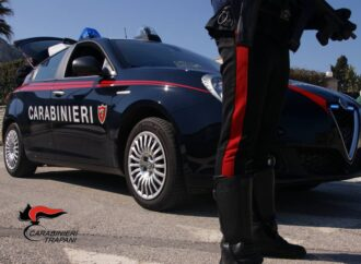 È ai domiciliari ma esce di casa, arrestato dai carabinieri