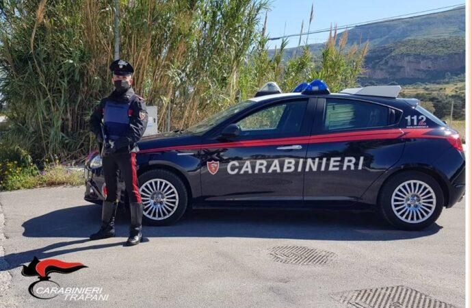 Un arresto per droga eseguito dai carabinieri di Trapani