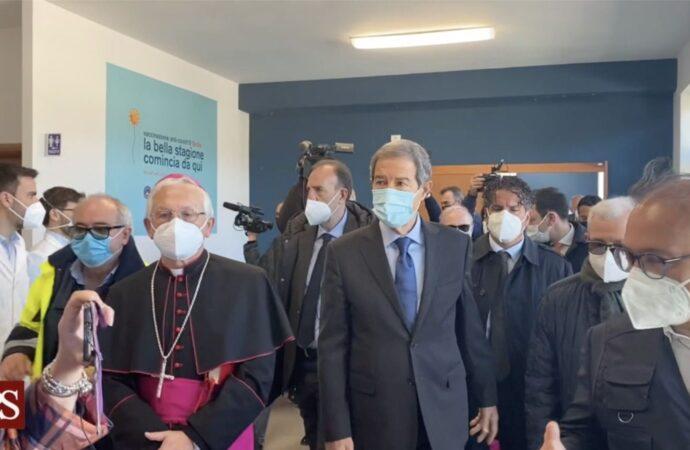 Covid, operativo da oggi anche il nuovo centro vaccinale di Trapani
