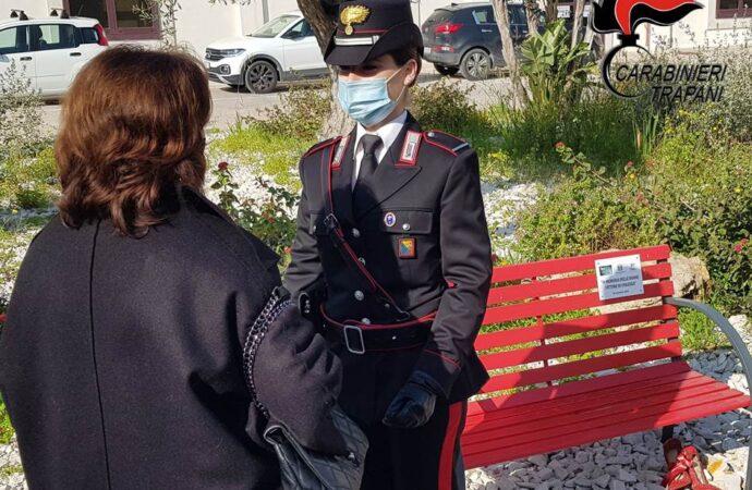 Giornata internazionale dei diritti della donna,  l'impegno dei carabinieri della provincia di Trapani