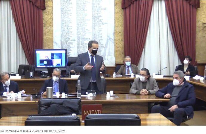 """Consiglio comunale a Marsala,  approvato il """"Consolidato 2019"""""""