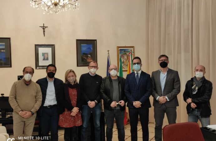 Il comune di Valderice sposa il progetto del comitato rettifica dei confini Trapani-Erice