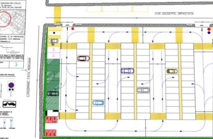Mazara, pubblicata la gara per il parcheggio di interscambio a Tonnarella