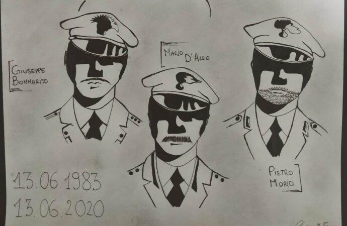 """Alcamo, i carabinieri """"a scuola"""" per la cultura della legalità"""