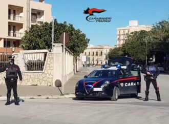 Servizio coordinato dei carabinieri di Trapani, denunce e sanzioni