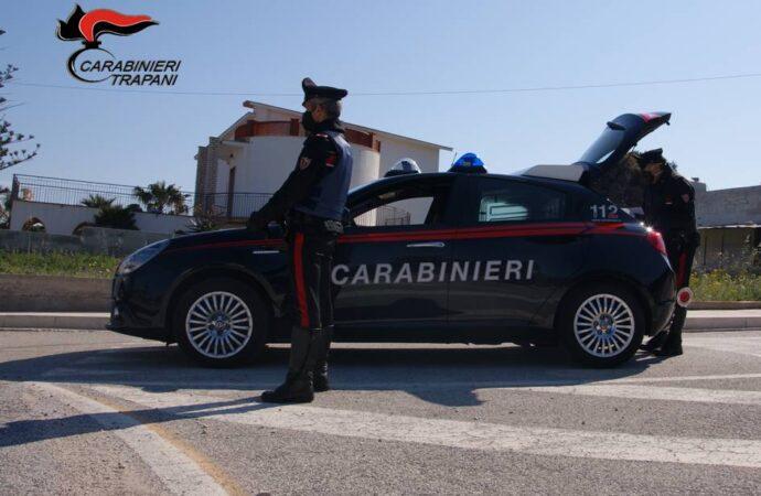 Due trapanesi arrestati dai carabinieri con l'accusa di tentato furto