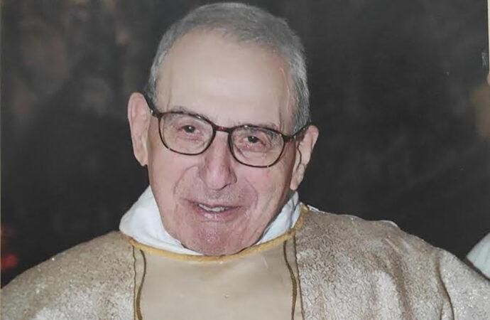 Partanna, monsignor Russo compie 80 anni di sacerdozio