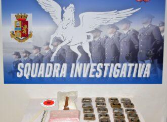 Operazione antidroga a Mazara del Vallo, la polizia arresta un incensurato