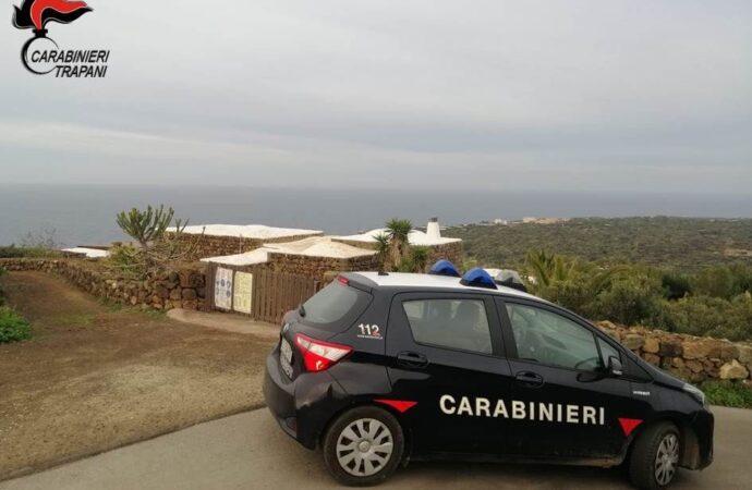 Organizzano una festa in casa a Pantelleria, i carabinieri multano 7 ragazzi