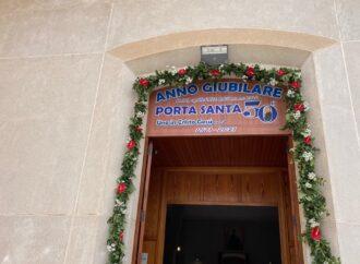 VIDEO – Mazara, apertura della  Porta Santa per il Giubileo della parrocchia Santa Gemma