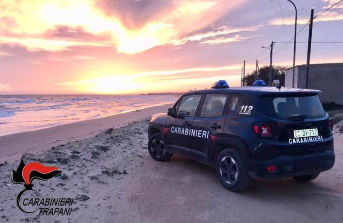 Attività dei carabinieri, un arresto e denunce tra Campobello e Mazara