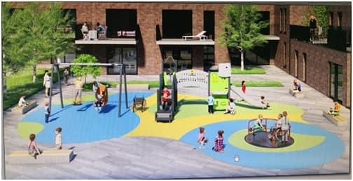 A Partanna un Parco Giochi inclusivo