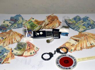 Droga e 10 mila euro in contanti, in manette un mazarese di 35 anni