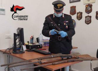 Pantelleria, controlli dei carabinieri ai possessori di armi