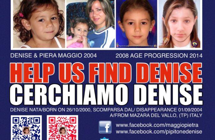 VIDEO – Sequestro Denise Pipitone, Piera Maggio lancia l'ennesimo appello alle persone che sanno