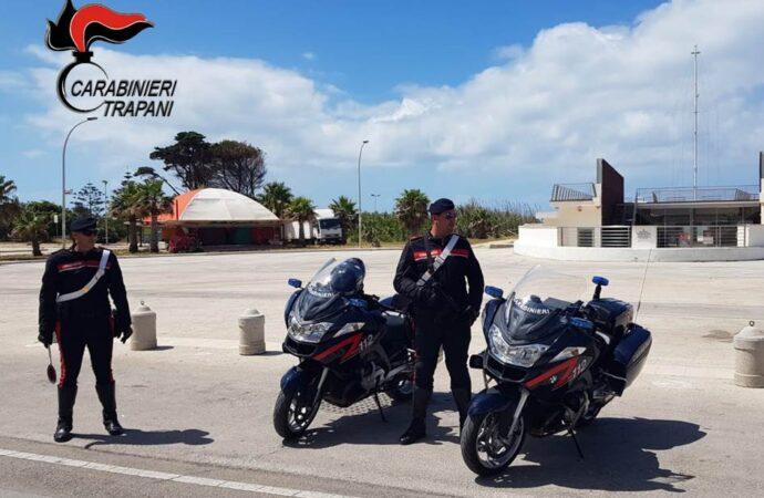 Marsala, controlli dei carabinieri. Scattano denunce e sanzioni