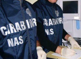 Mazara, i carabinieri chiudono una farmacia e una sanitaria