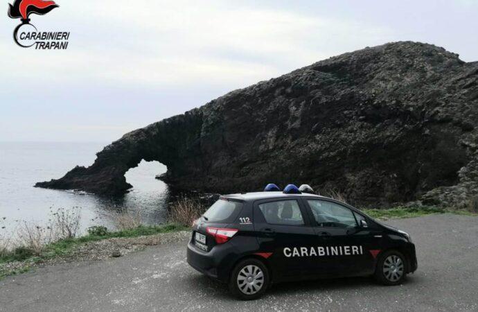 Pantelleria,  un 25enne arrestato dai carabinieri per lesioni