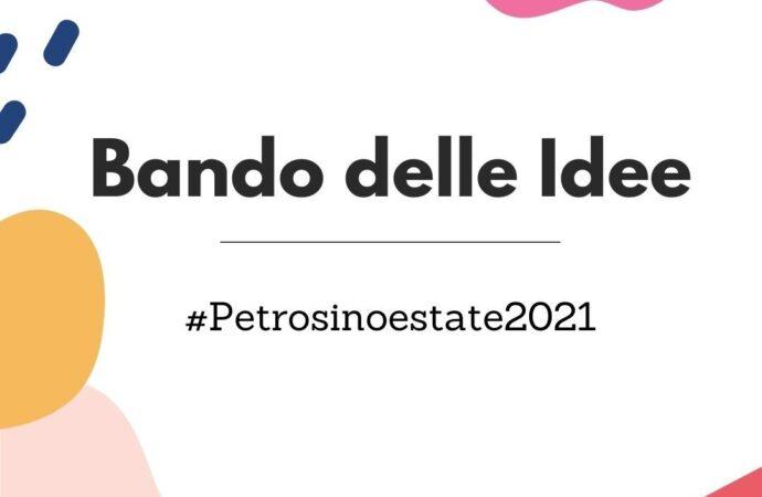 Estate 2021, approvato il Bando delle Idee