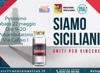 Campagna vaccinale, sabato a Petrosino open day