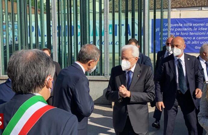 23 maggio, il presidente Musumeci all'aula bunker e alla caserma Lungaro