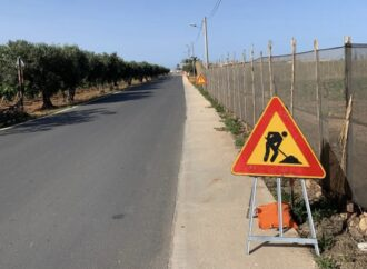 Viabilità, a Petrosino iniziati i lavori di sistemazione in via Regione Siciliana