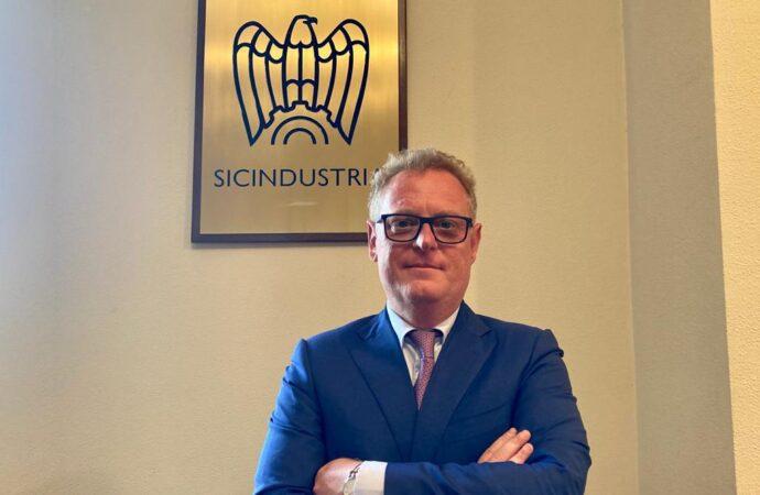 Sicindustria, Gregory Bongiorno è il nuovo presidente