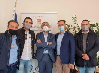 Campobello, una delegazione di Diventerà Bellissima incontra l'Assessore Scilla per problematiche legate alla coltura delle olive