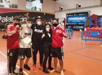 Kickboxing, i mazaresi Ferrantello e Fiume trionfano a Roma