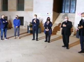"""VIDEO – In piazza a Mazara, ieri sera, la manifestazione """"Insieme per Denise"""""""