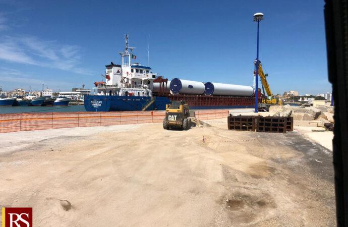 Mazara, avviati i lavori di adeguamento della banchina Mokarta del porto per il collegamento via nave con Pantelleria