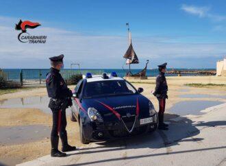 I carabinieri eseguono controlli a tappeto a Salemi e Mazara, scattano 1 arresto e 7 denunce
