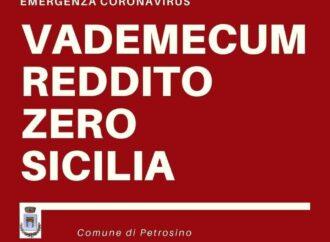 """""""Reddito Zero Sicilia"""", pubblicato dal comune di Petrosino il nuovo avviso per i buoni spesa"""