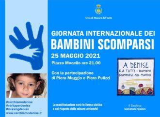 25 maggio, Mazara celebra la Giornata Internazionale dei Bambini scomparsi