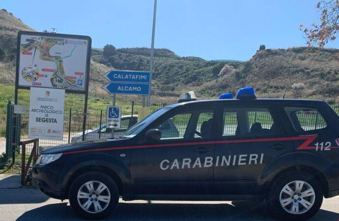 Calatafimi Segesta, due persone arrestate dai carabinieri