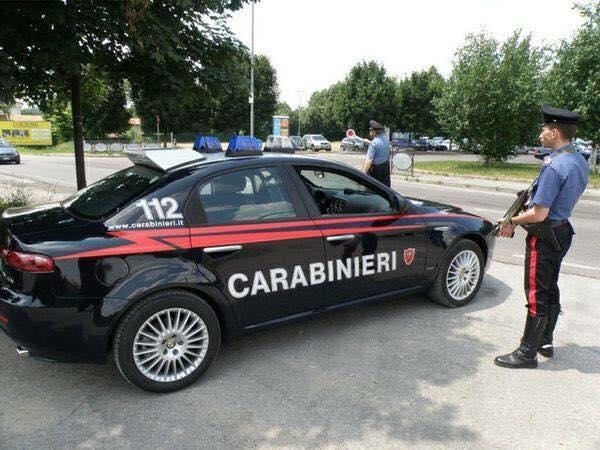 Marsala, i carabinieri eseguono una misura cautelare per maltrattamenti in famiglia