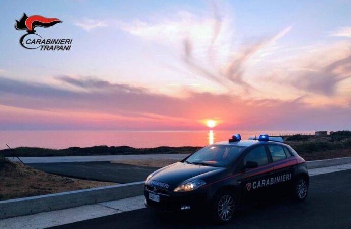 Controlli dei carabinieri a Mazara e Salemi, scattano un arresto e varie denunce
