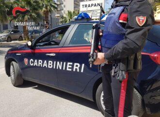 Controlli dei carabinieri di Trapani, scattano due denunce