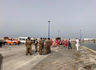 VIDEO – Esercitazione interforze al porto di Mazara