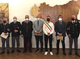 Mazara, conferiti sei encomi al Dirigente del Commissariato di Ps Lupo ed al personale della Squadra Investigativa